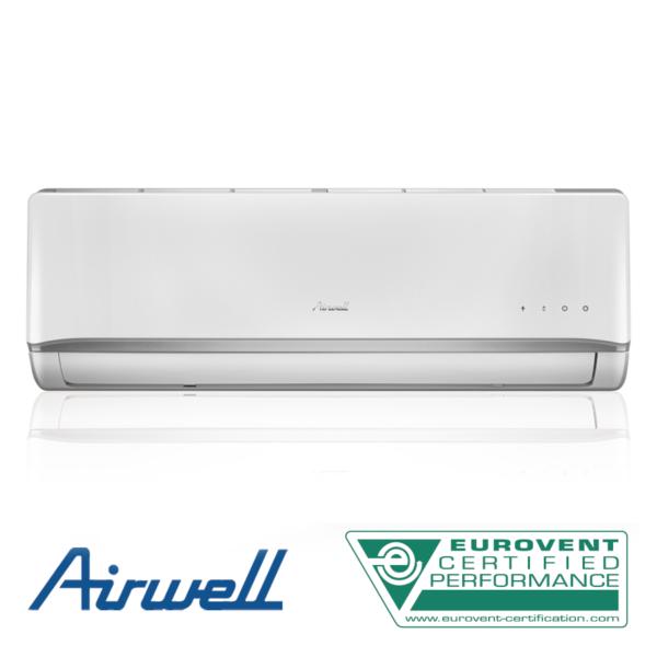 Инверторен климатик Airwell, AWSI-HKD009-N11 - актуална цена, описание, онлайн поръчка. Купи Инверторен климатик Airwell, AWSI-HKD009-N11 от вносител. 3772