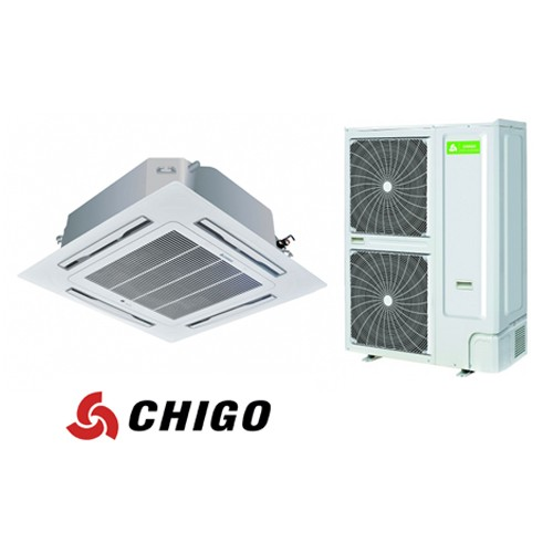 Конвенционален климатик касетен тип, CCA-48HR1 - актуална цена, описание, онлайн поръчка. Купи Конвенционален климатик касетен тип, CCA-48HR1 от вносител. 3835