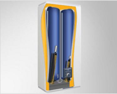 Най-добрите Бойлери, Електрически бойлер Atlantic Vertigo 100, 80 литра, 4167 - купи онлайн от - bgr.bg