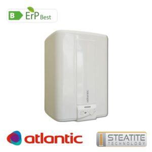 Най-добрите , Електрически бойлер Atlantic Steatite Square 75 литра, 4207 - купи онлайн от - bgr.bg