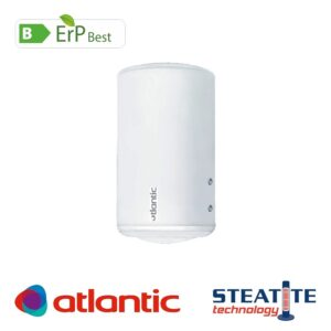 Електрически бойлер със серпентина Atlantic Combi Steatite 150 л.