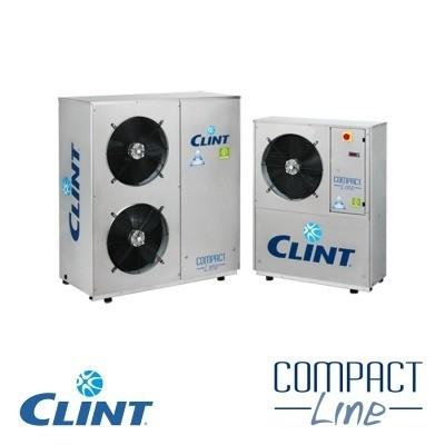 Въздушноохлаждаеми чилъри Clint CHA/CLK 15 ÷ 81, Климатици, бойлери, конвектори