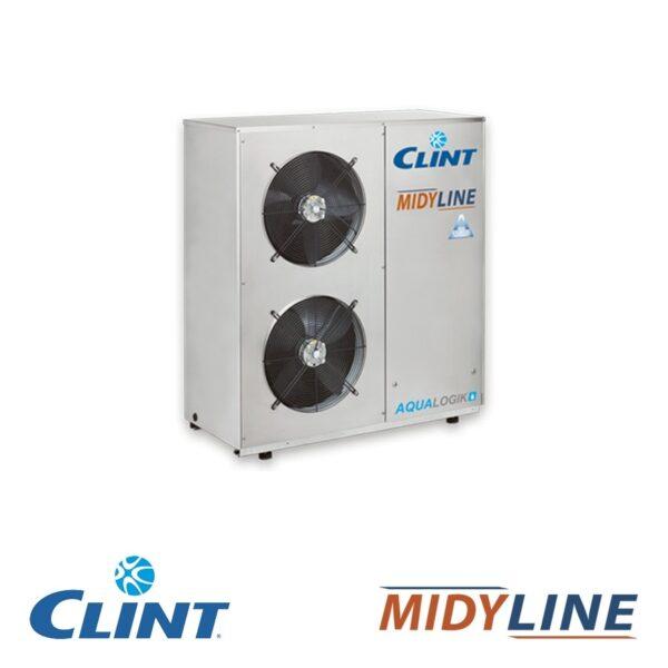 Въздушноохлаждаеми чилъри Clint CHA/ML/ST 41 ÷ 71 цена. Онлайн магазин за Чилъри.  Вносител bgr.bg 3606