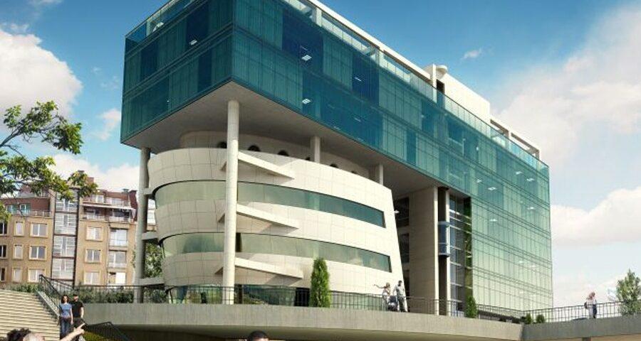 "Administrative building ""ALADIN"" - ""Би Джи Ар Груп"" ООД 13816"