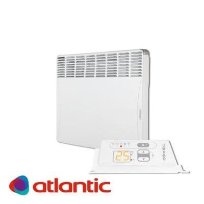 Най-добрите Електрически конвектори, Електрически конвектор с електронен термостат Atlantic, F118 Design 1500 W, 4165 - купи онлайн от - bgr.bg
