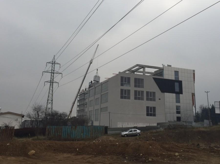Производствена база за оборудване на специализирани МПС - Онлайн магазин за отопление, климатизация и вентилация - 5536