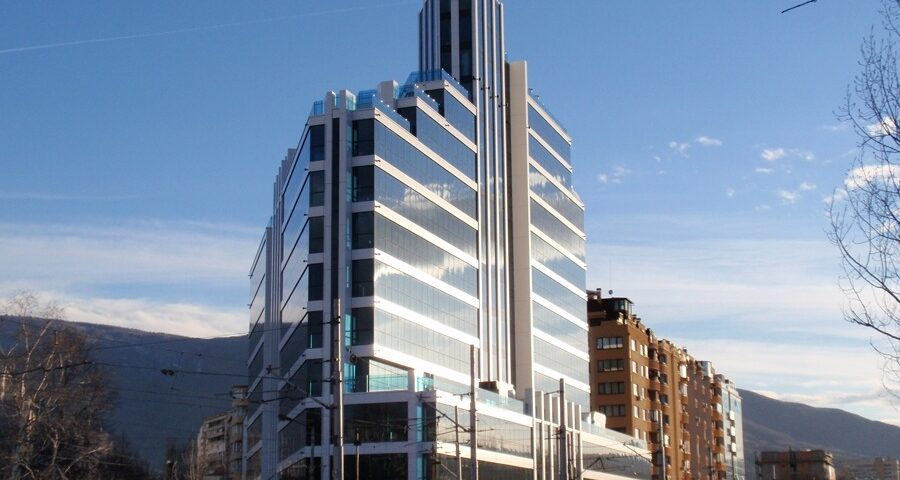 "Administrative building - ""Би Джи Ар Груп"" ООД 13813"