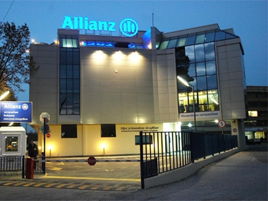 """Административна сграда Alianz - """"Би Джи Ар Груп"""" ООД 5196"""