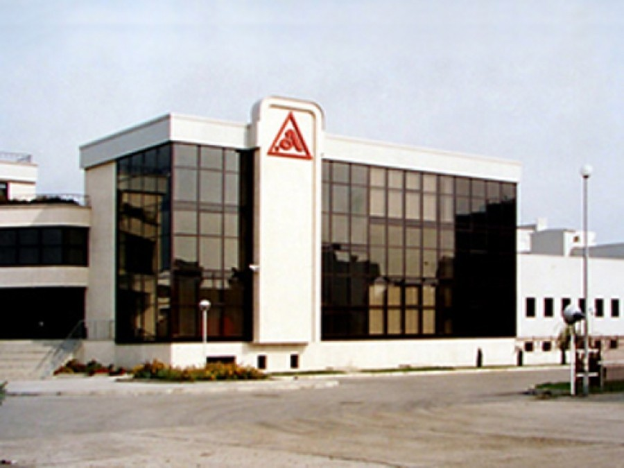 "Производствен комплекс ""Аристон"" - ""Би Джи Ар Груп"" ООД 5632"