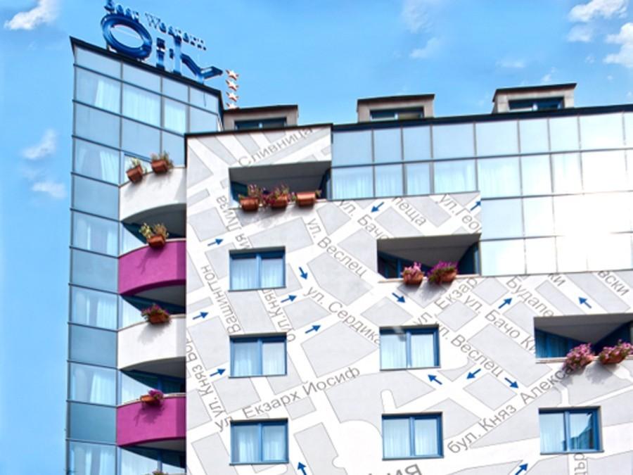 "Хотел Best Western Plus City - ""Би Джи Ар Груп"" ООД 5500"