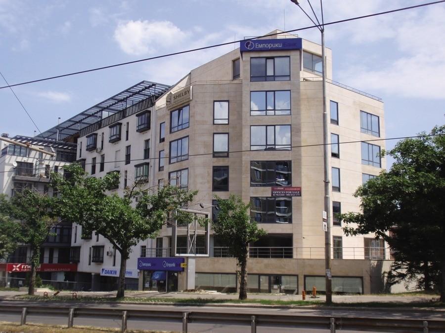 Административна сграда - Онлайн магазин за отопление, климатизация и вентилация - 5206