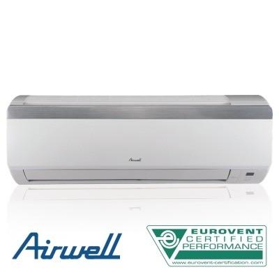 Инверторен климатик Airwell, AWSI-HDDE012-N11 - актуална цена, описание, онлайн поръчка. Купи Инверторен климатик Airwell, AWSI-HDDE012-N11 от вносител. 3736