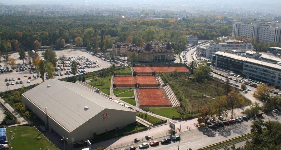 "Tennis Club ""Maleevi"" - ""Би Джи Ар Груп"" ООД 13803"