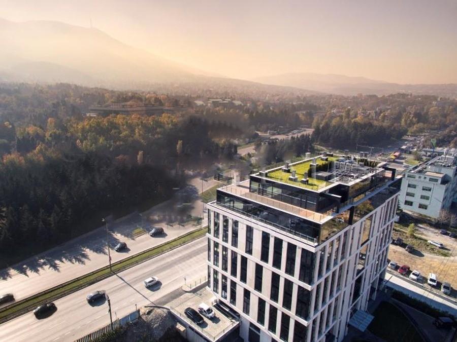"Multifunctional building - ""Би Джи Ар Груп"" ООД 13805"