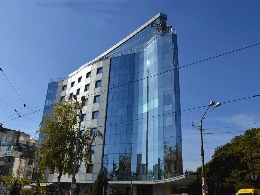 """Жилищно-административна сграда - """"Би Джи Ар Груп"""" ООД 5327"""