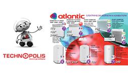 Промоция в магазини Технополис - Онлайн магазин за отопление, климатизация и вентилация - 6787