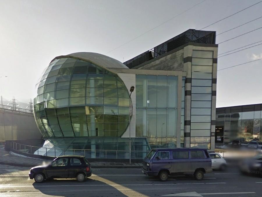 Административна сграда - Онлайн магазин за отопление, климатизация и вентилация - 5293