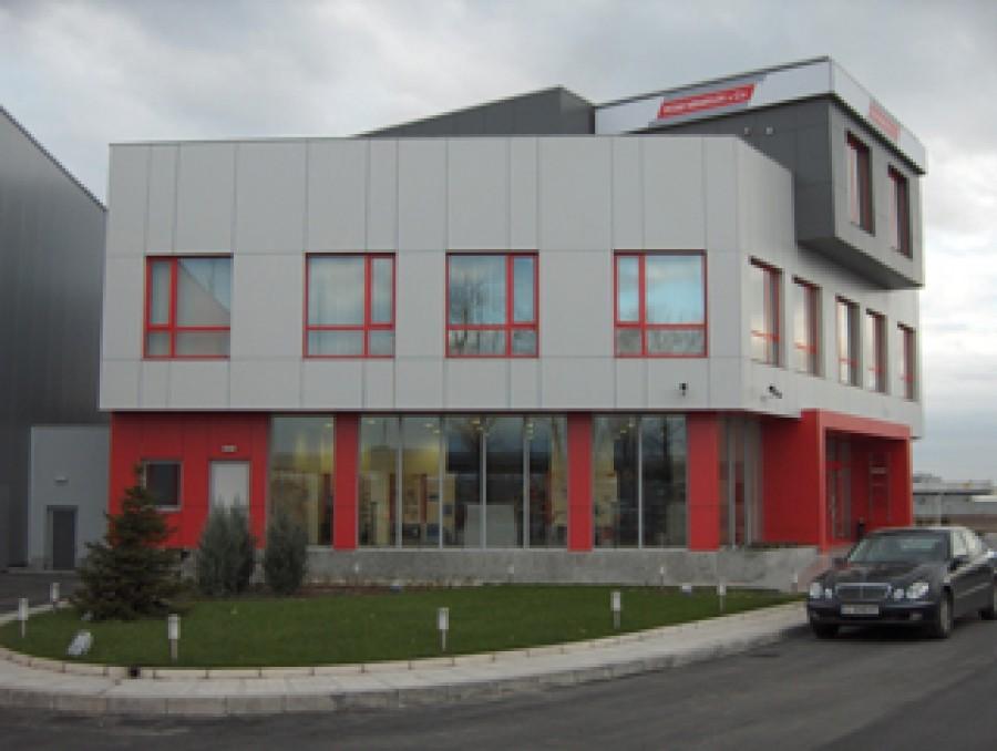 Адм. сграда със складова база - Онлайн магазин за отопление, климатизация и вентилация - 5554