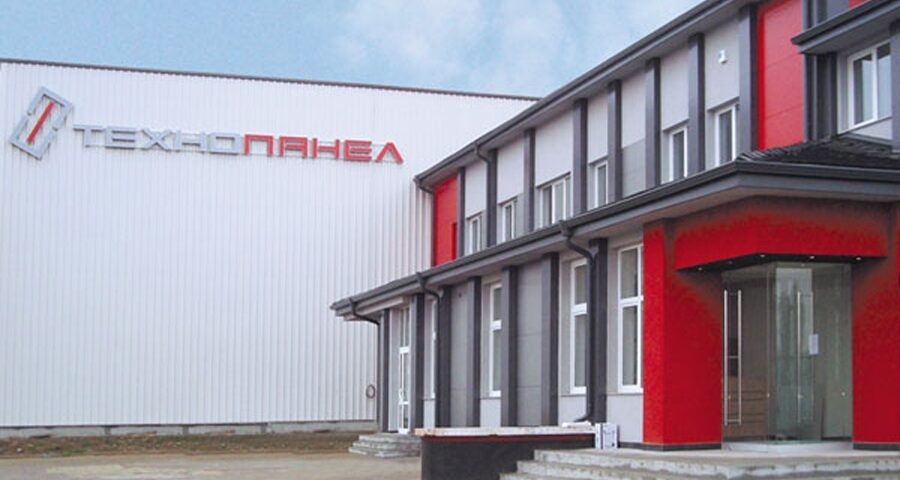 "Administrative building ""Technopanel"" - ""Би Джи Ар Груп"" ООД 13767"