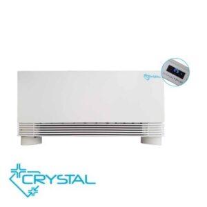 Най-добрите Вентилаторни конвектори, Вентилаторен конвектор Crystal BGR-200 L/R, 3873 - купи онлайн от - bgr.bg