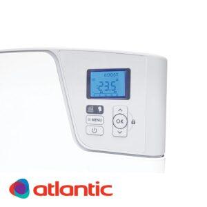 Електрически конвектор с вентилатор Atlantic KEA 800W / 600W, антрацит - актуална цена, описание, онлайн поръчка. Купи Електрически конвектор с вентилатор Atlantic KEA 800W / 600W, антрацит от вносител. 7806