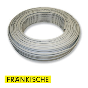 "Frankische multilayer pipe PE-RT / Al / PE-RT up to 70 ° C (profitherm AL), only for surface heating/cooling - ""Би Джи Ар Груп"" ООД 13923"
