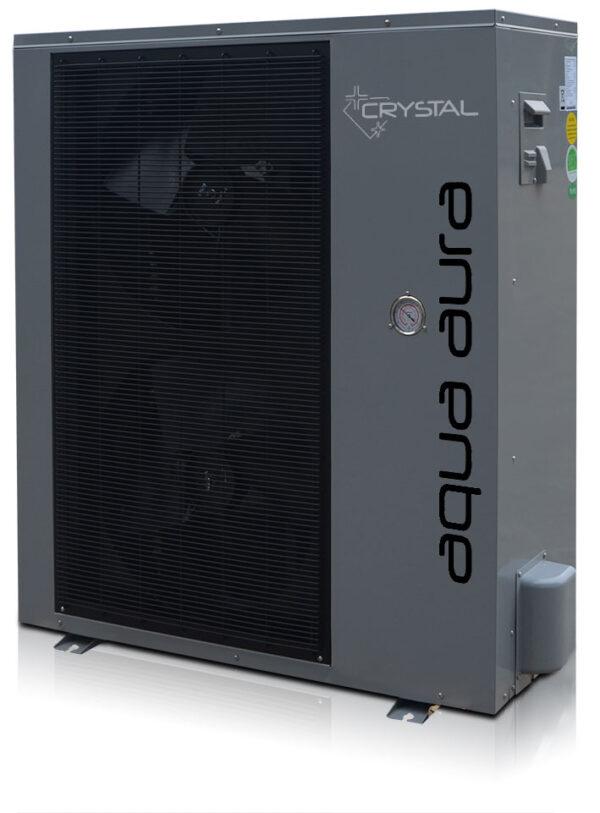 Най-добрите Термопомпи, Инверторна термопомпа въздух-вода Crystal, Aqua Aura 13 kW, 8690 - купи онлайн от - bgr.bg