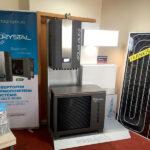 """Семинар: Енергийно ефективни системи за отопление и охлаждане Crystal Aqua Aura - """"Би Джи Ар Груп"""" ООД 9326"""
