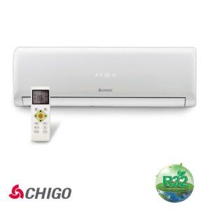Инверторен климатик Chigo, CS-25V3G-1C169AY4A цена. Онлайн магазин за Климатици за високостенен монтаж.  Вносител bgr.bg 9549