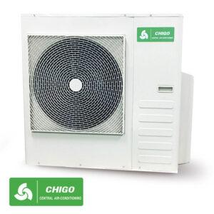 Външно тяло за мултисплит система CHIGO C4OU-36HVR1 цена. Онлайн магазин за Външни тела.  Вносител bgr.bg 9570