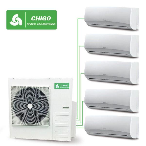 Външно тяло за мултисплит система CHIGO C5OU-42HVR1 - актуална цена, описание, онлайн поръчка. Купи Външно тяло за мултисплит система CHIGO C5OU-42HVR1 от вносител. 9573