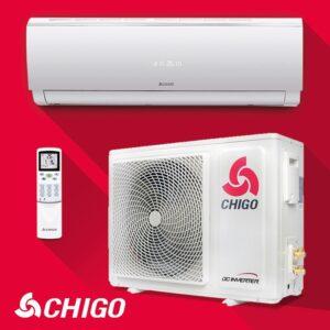 Нискотемпературен климатик CHIGO CS-35V3A-1B163AH5X - актуална цена, описание, онлайн поръчка. Купи Нискотемпературен климатик CHIGO CS-35V3A-1B163AH5X от вносител. 9522