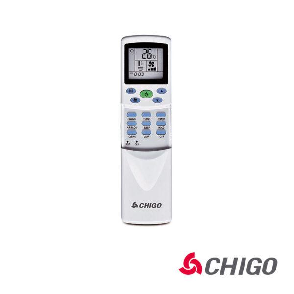 "Нискотемпературен климатик CHIGO CS-25V3A-1B163AY4L - ""Би Джи Ар Груп"" ООД 9522"
