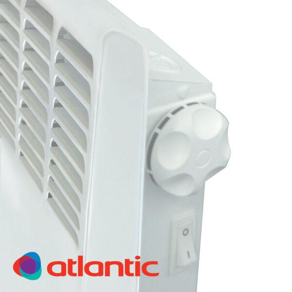 Най-добрите Електрически конвектори, Електрически конвектор Atlantic F19 Design 500W, с крачета, 9924 - купи онлайн от - bgr.bg